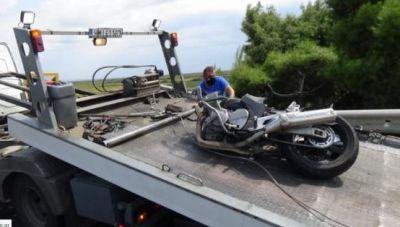 Ιεράπετρα: Νεκρός μοτοσυκλετιστής που έχασε τον έλεγχο και προσέκρουσε σε δέντρο