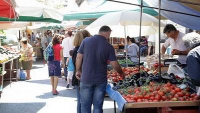 Αποκλειστικό: Πάει για λουκέτο η λαϊκή αγορά των Πατελών στο Ηράκλειο!