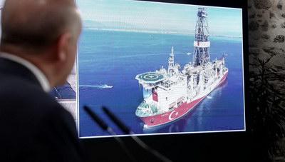 Ενεργειακή αυτονομία για την Τουρκία μετά την ανακάλυψη κοιτάσματος φυσικού αερίου