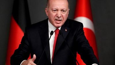 Ερντογάν: «Θα πάρουμε ό,τι δικαιούμαστε σε Μαύρη θάλασσα, Μεσόγειο και Αιγαίο»