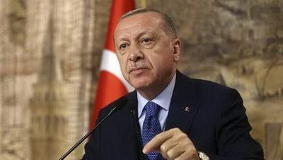 Ερντογάν: «Θα συνεχίσουμε να προστατεύουμε τα δικαιώματα μας»