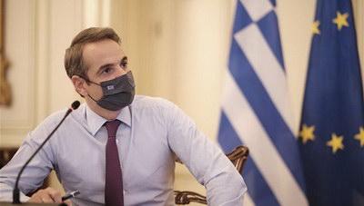 Μητσοτάκης: «Η Ελλάδα θα λάβει πάνω από 25 εκατ. δόσεις εμβολίωνκατά του κορωνοϊού»