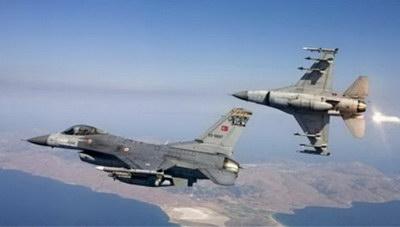 Η Τουρκία κατηγορεί την Ελλάδα για παραβιάσεις του εναέριου χώρου