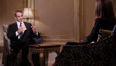 Κ. Μητσοτάκης: Θα καθίσουμε στο τραπέζι όταν σταματήσει η Τουρκία τις προκλήσεις