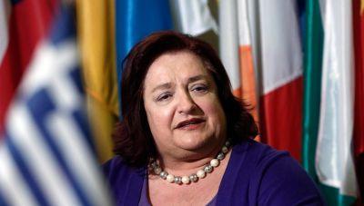 Η Μαριέττα Γιαννάκου εξελέγη Αντιπρόεδρος της Κοινοβουλευτικής Συνέλευσης του ΝΑΤΟ