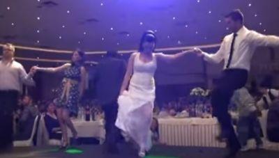 «Τρέλανε» το youtube: Ο γάμος στη Μεσαρά που έχει ξεπεράσει τις 2.2 εκατομμύρια προβολές! (βίντεο)