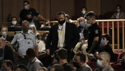 Δίκη Χρυσής Αυγής: Νέα δικαστική σύνθεση κρίνει το αίτημα του Γιάννη Λαγού