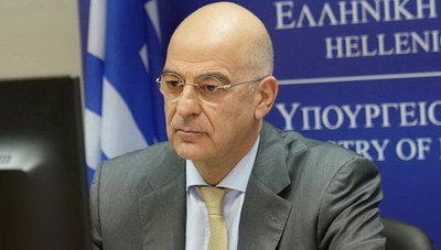 Δένδιας: «Η Ελλάδα επιδιώκει την αποκλιμάκωση με την Τουρκία και είναι υπέρ του διαλόγου»