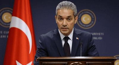 Ακσόι: Αβάσιμη η ανακοίνωση της Αθήνας σχετικά με τον νέο χάρτη της Τουρκίας