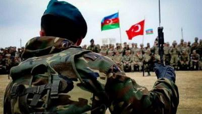 Η τουρκική στρατιωτική διοίκηση ελέγχει τις στρατιωτικές επιχειρήσεις του Αζερμπαϊτζάν