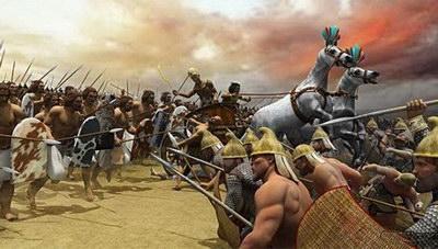 Αρχαία Μέση Ανατολή, εκεί που γεννήθηκε το Blitzkrieg! – Ίππος & Άρμα