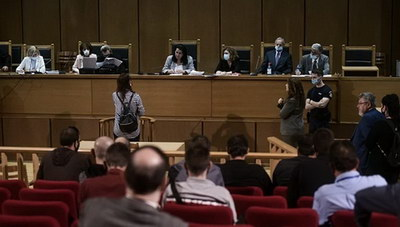 Δίκη Χρυσής Αυγής: Μεγαλύτερες ποινές ζητά στο Εφετείο η οικογένεια Φύσσα