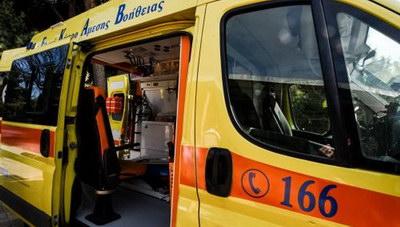 Τροχαίο με μια τραυματία στο οδικό δίκτυο της Κρήτης