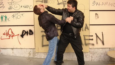 Das Street Fighting: Μια ασφαλής μέθοδος αυτοάμυνας και αυτοπροστασίας