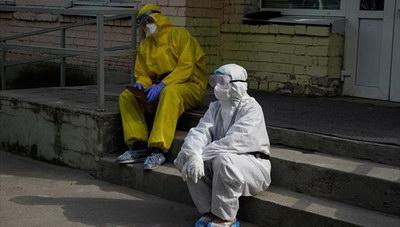 Ρωσία: 5.509 νέα κρούσματα το τελευταίο 24ωρο