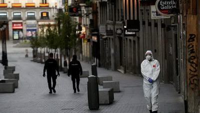 Ισπανία: Αυξήθηκε ο αριθμός των καταγεγραμμένων ανέργων