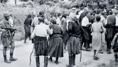 77 χρόνια από το Ολοκαύτωμα της Επαρχίας Βιάννου