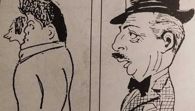 Οι γελοιογράφοι στο Μεσοπόλεμο ήταν άνθρωποι για όλες τις δουλειές.