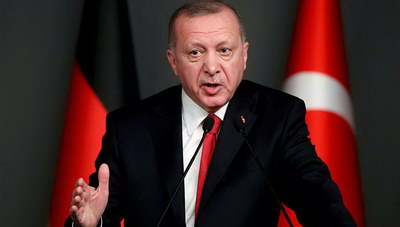 Ερντογάν: «Θα καταλάβουν σύντομα ότι η Τουρκία έχει τη δύναμη να διαλύσει τους χάρτες που της επιβάλλονται»