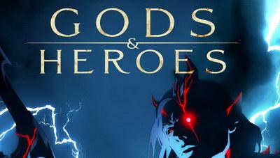 Blood Of Zeus Season 1 - NETFLIX