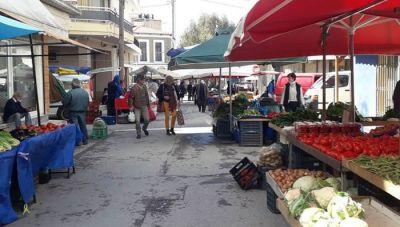 Δημήτρης Παπαστεργίου: Οι λαϊκές αγορές πρέπει να παραμείνουν στην εποπτεία των δήμων