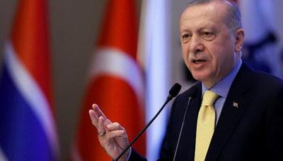 Οικονομικά μέτρα ετοιμάζει ο Ερντογάν