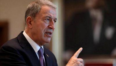 O Ακάρ θεωρεί την Αθήνα υπεύθυνη για τα προβλήματα Ε.Ε.-Τουρκίας