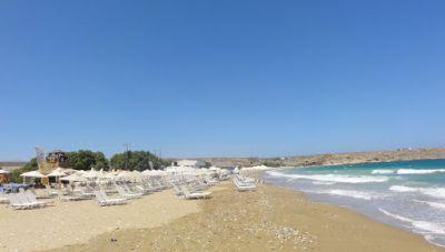 Ηράκλειο: Τηλεδιάσκεψη Αυγενάκη με τη Δημοτική Αρχή για τις αθλητικές εγκαταστάσεις στην Ακτή Καρτερού