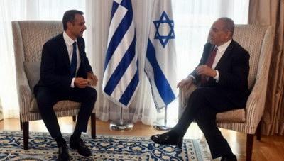 «Πλήρης στήριξη» από Ισραήλ σε Ελλάδα για θαλάσσιες ζώνες -υφαλοκρηπίδα και ΑΟΖ
