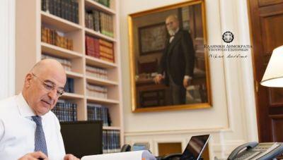 Νίκος Δένδιας: Περιμένουμε από την Τουρκία ημερομηνία για διάλογο
