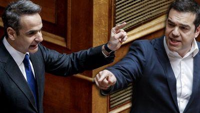 Σκληρή κόντρα στη Βουλή για την υπόθεση Λιγνάδη