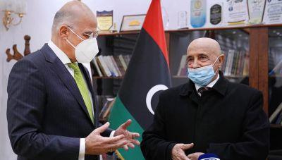 Ο απολογισμός της επίσκεψης Δένδια στη Λιβύη