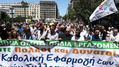 Οι εργαζόμενοι σε τουρισμό-επισιτισμό προειδοποιούν: Όλο το καλοκαίρι θα είμαστε στους δρόμους