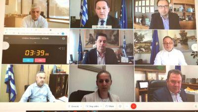 Παρέμβαση του Γιάννη Κουράκη στη συνεδρίαση της ΚΕΔΕ