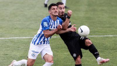 Πλέι άουτ Super League: Εκλεψε τον βαθμό στο φινάλε από τον ΟΦΗ ο Ατρόμητος (1-1)