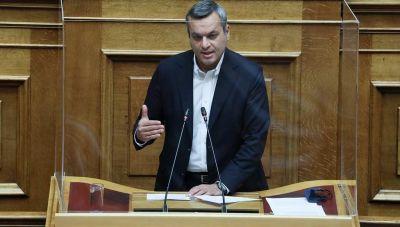 ΒΟΑΚ: Στη Βουλή τα ερωτηματικά της χρηματοδότησης του έργου από τον Χάρη Μαμουλάκη