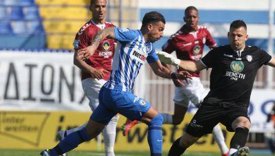 Super League: Έμειναν στο 1-1 Ατρόμητος και Απόλλων Σμύρνης
