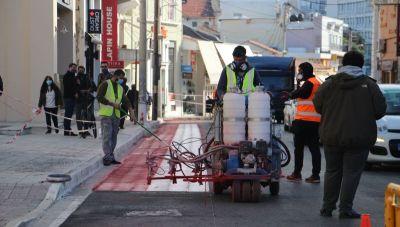 Χανιά: Νέος ποδηλατόδρομος στο κέντρο της πόλης