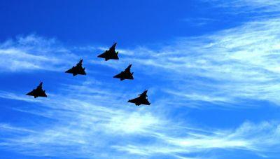 Ελληνικά και γαλλικά αεροσκάφη