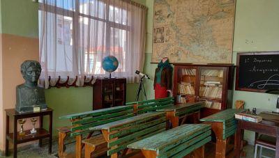 Ταξίδι στο χθες μέσα από το μουσείο ενός... σχολείου (φωτογραφίες)