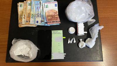 Ηράκλειο: Σύλληψη αλλοδαπού για κατοχή και διακίνηση ναρκωτικών