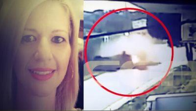 Μεσαρά: Βίντεο- ντοκουμέντο με το τροχαίο που κόστισε τη ζωή σε μάνα και κόρη