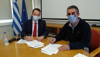 Ηράκλειο: Με στόχο το λιμάνι του μέλλοντος- Συμφωνία ΕΛΜΕΠΑ και ΟΛΗ