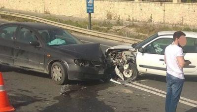 Ηράκλειο: Σοβαρό τροχαίο με τραυματίες στο δρόμο προς Μοίρες