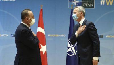 Συνάντηση Τσαβούσογλου - Στόλτενμπεργκ: Η ανακοίνωση του ΝΑΤΟ