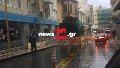 Ηράκλειο: Κυκλοφοριακή παρέμβαση στο κέντρο μετά το εξώδικο του αστικού ΚΤΕΛ