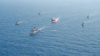 Η Τουρκία απέσυρε όλα τα ερευνητικά της πλοία από την Ανατολική Μεσόγειο