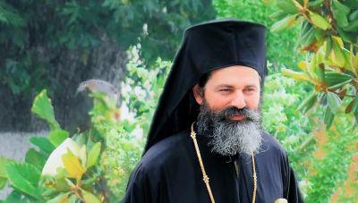 Άγει σήμερα τα ονομαστήρια του ο ηγούμενος της Ιεράς Μονής Αγίου Γεωργίου Επανωσήφη