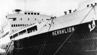 Η Πηγη Μπαλώνη στο newshub.gr: Το ναυάγιο του «Ηράκλειον» και οι συγκλονιστικές μαρτυρίες...