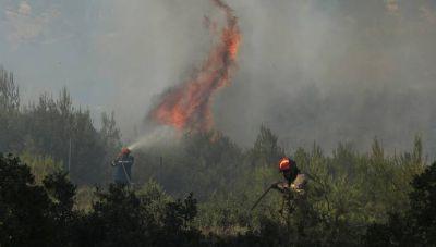 Κρήτη: Υψηλός κίνδυνος πυρκαγιάς  αύριο Τετάρτη - Πλησιάζει νέο κύμα καύσωνα